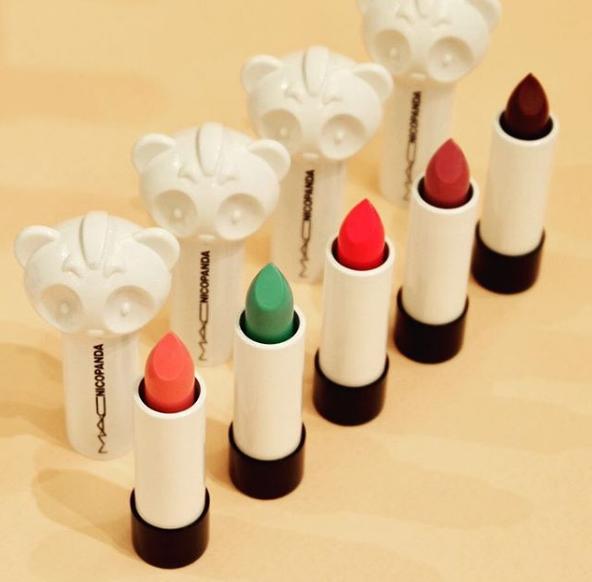 MAC vai lançar coleção com embalagens inspiradas em pandas