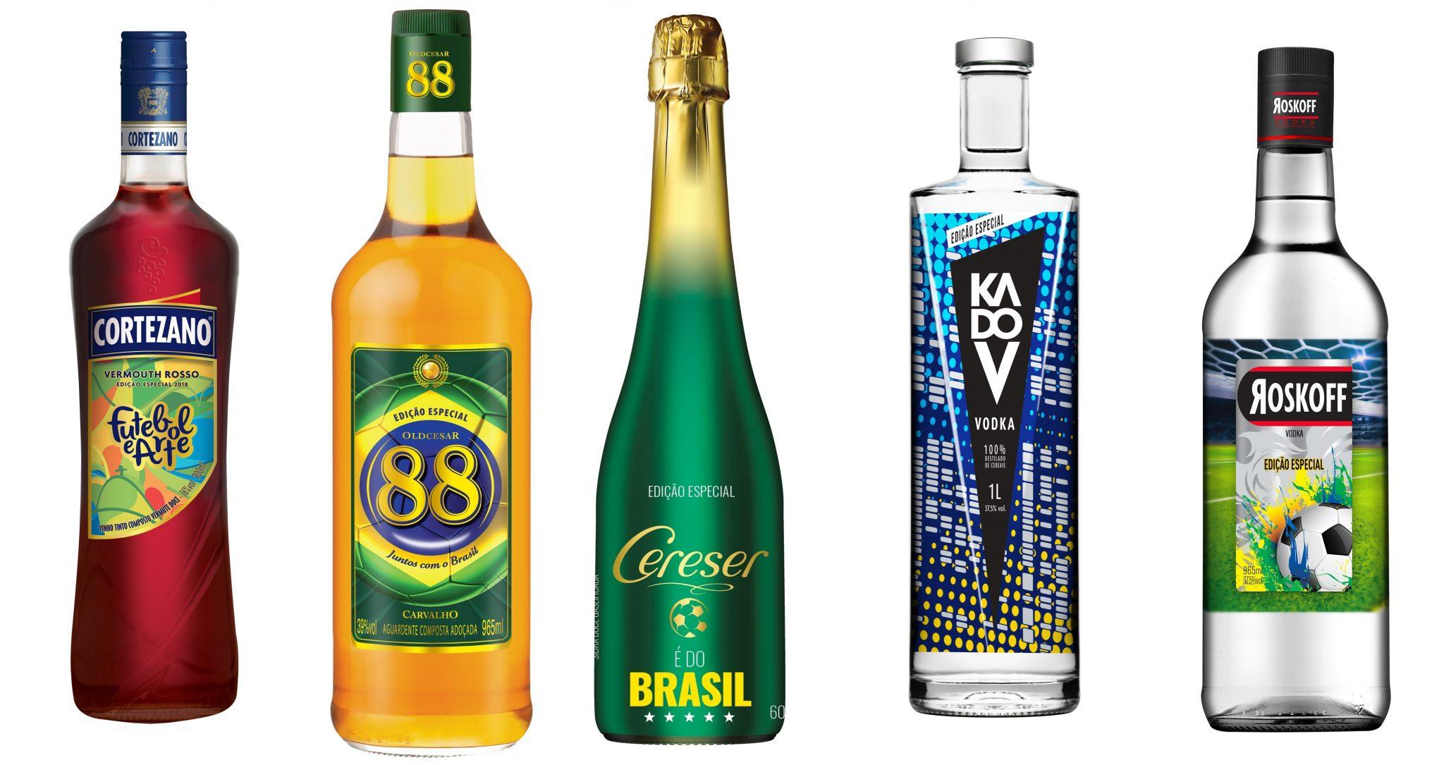 CRS Brands leva verde e amarelo para rótulos