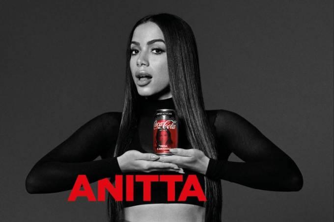 Coca-Cola lança clipe com os dez artistas estampados nas latas