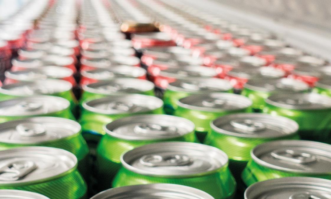Venda de latas de alumínio cresce 13,7% em 2019