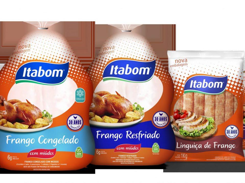 Novas embalagens Itabom chegam ao mercado