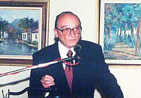 Morre Israel Sverner, primeiro presidente da Abief
