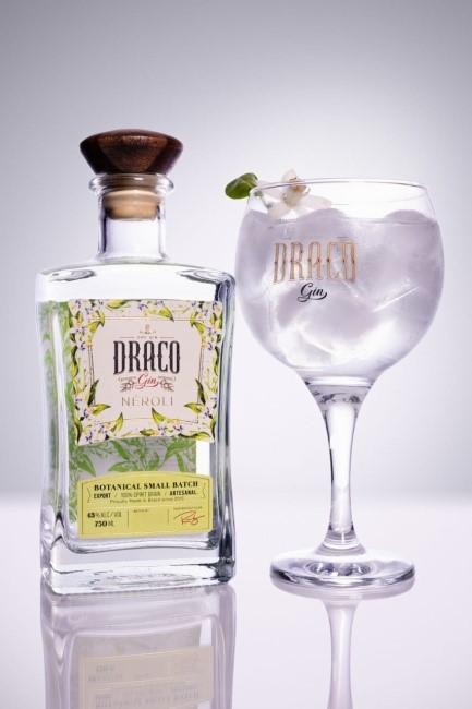 foto lateral Draco Gin