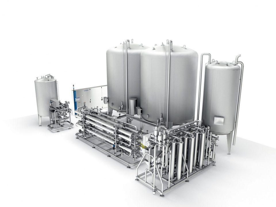 Sistema de reciclagem de água residual economiza até 80% do consumo industrial