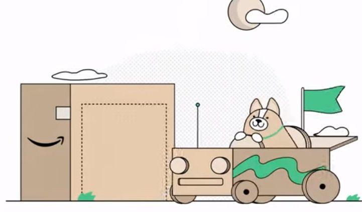 Amazon anuncia caixas com menos material e que podem ser reutilizadas