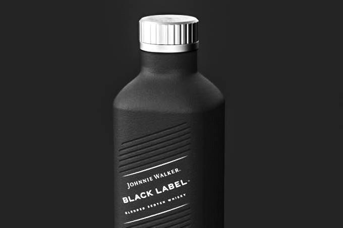 Johnnie Walker vai lançar uísque em garrafa de papel em 2021
