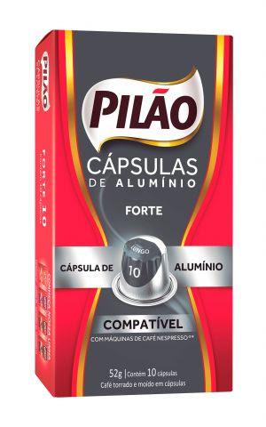 Pilão Cápsulas de Alumínio tem novo design de embalagens