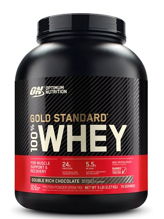 Whey Protein Gold Standard ganha novo visual