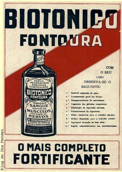 Monteiro Lobato e o Biotônico Fontoura