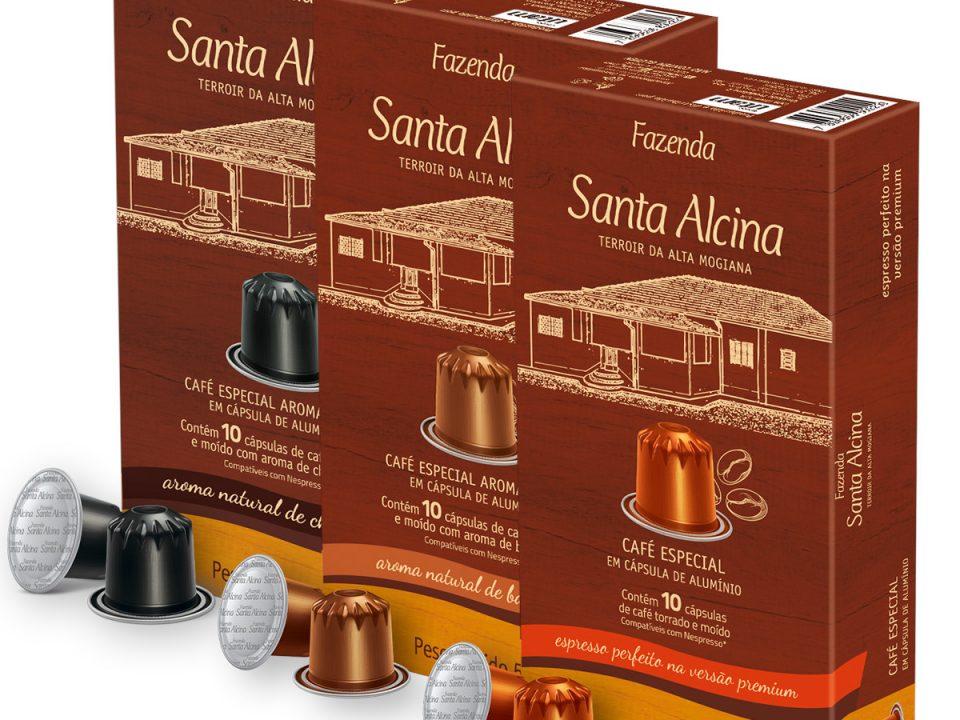 Santa Alcina