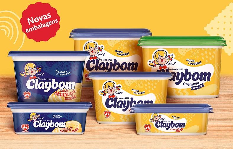 Claybom celebra 70 anos com nova identidade visual