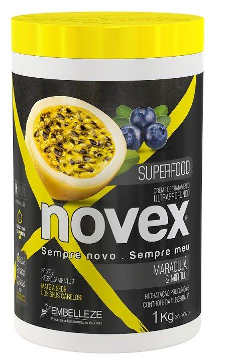 Embelleze lança família Vitay-Novex Superfood