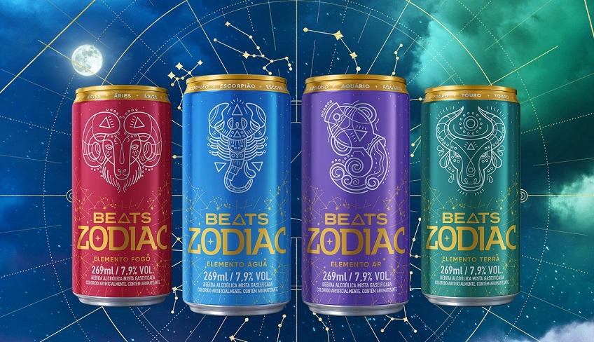 Beats lança bebida inspirada no zodíaco