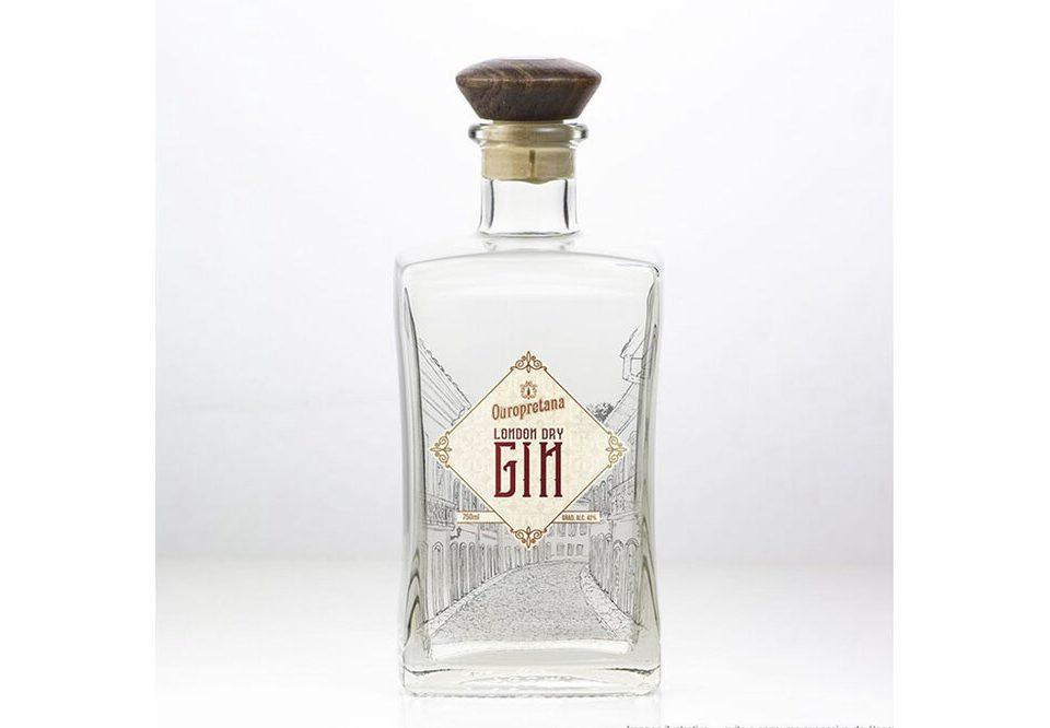 Cervejaria Ouropretana lança gin