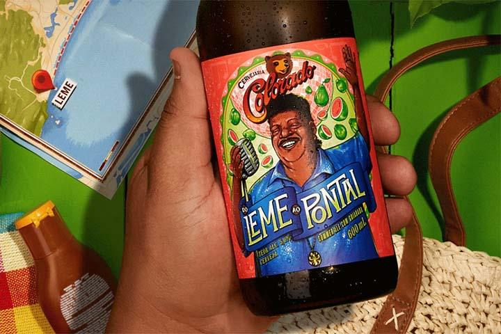 Do Leme ao Pontal: cerveja relembra Tim Maia