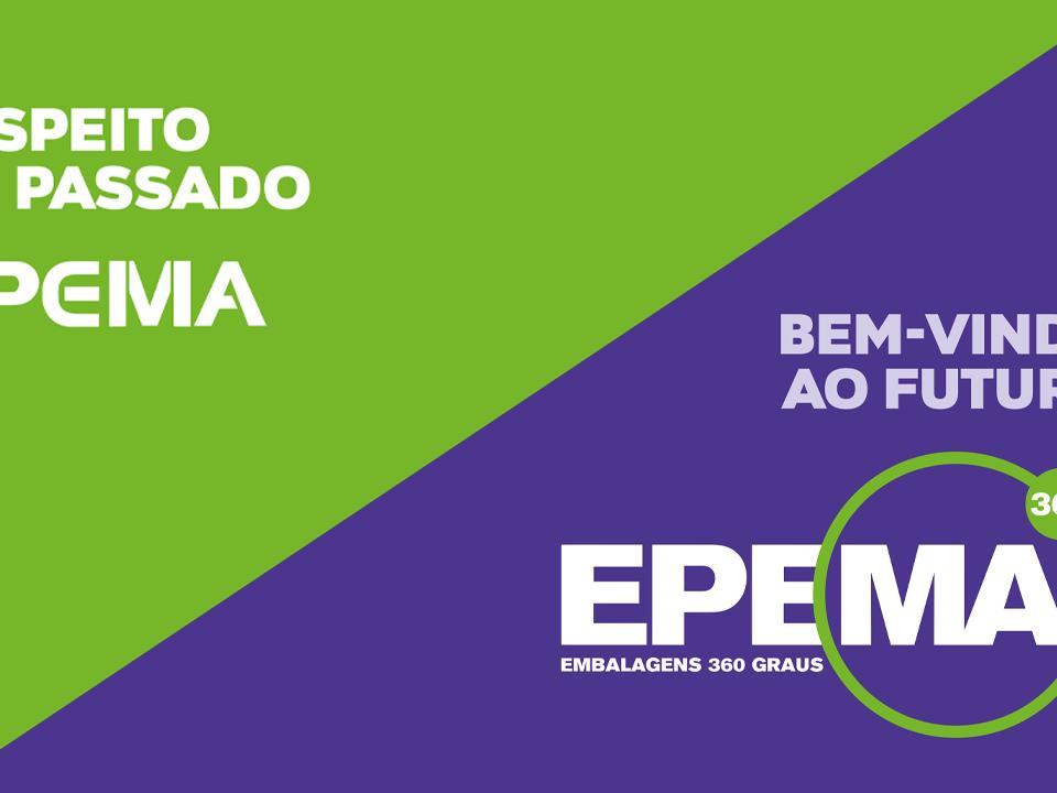 EPEMA apresenta nova marca