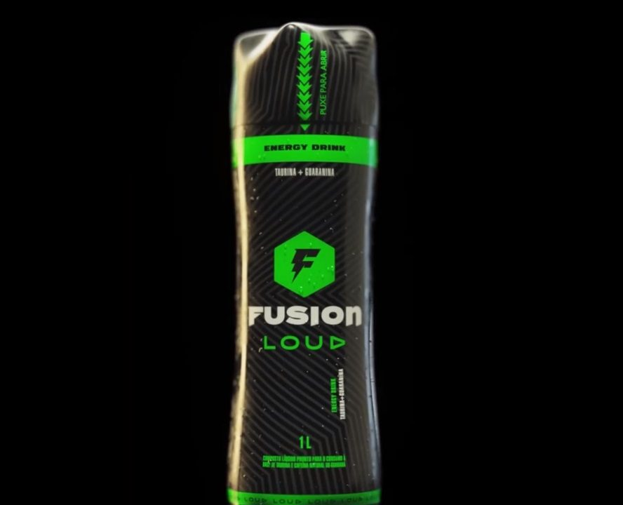 Fusion tem nova embalagem em cocriação com gamers