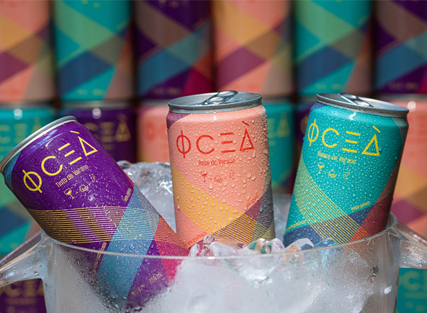 Oceà lança coquetel em lata à base de vinho
