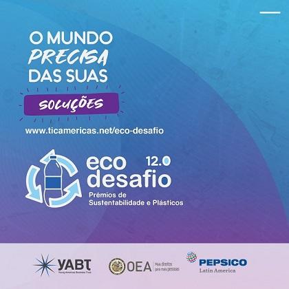 PepsiCo abre inscrições para desafio de soluções sustentáveis para embalagens e reciclagem