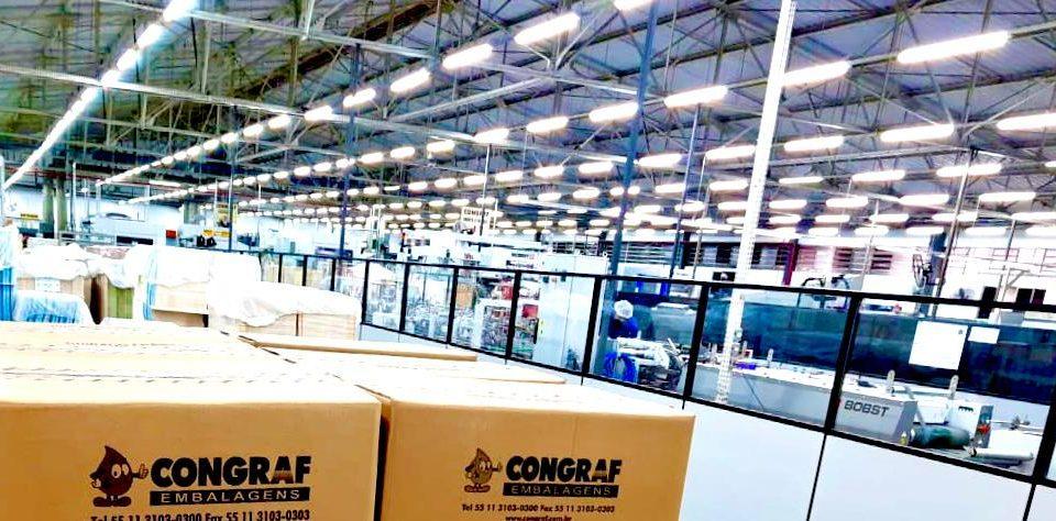 Produção da fabricante de embalagens retorna aos níveis de antes da pandemia
