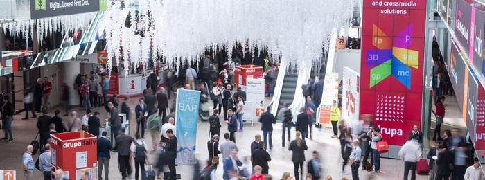 Raio X da Drupa, da maior feira mundial de impressão: quem participa e quem desistiu