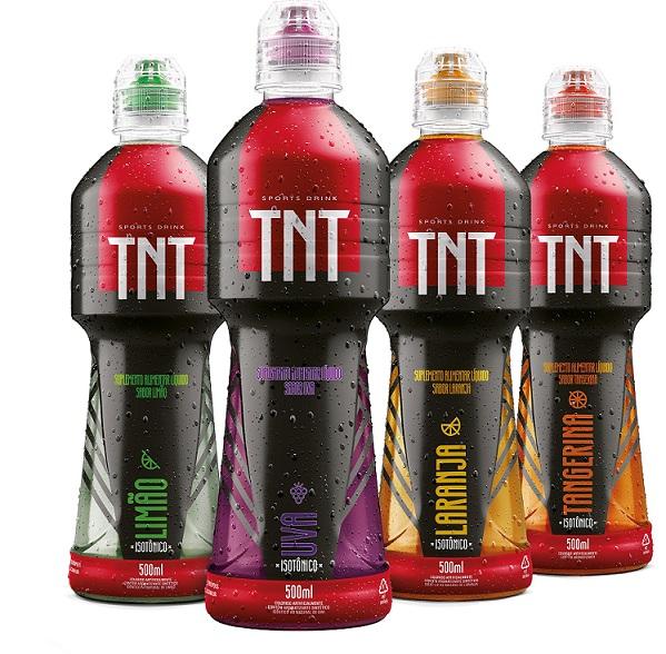 TNT Energy Drink entra no segmento de isotônicos