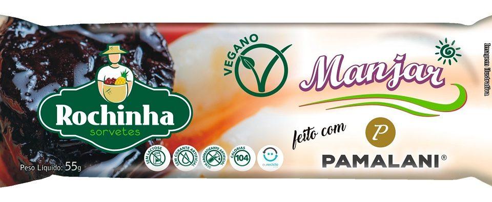 Amendoim Zero e Manjar Vegano são os novos sabores da Rochinha