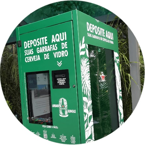 Ação sobre reciclagem de vidro da Heineken chega a MG com desconto em produtos