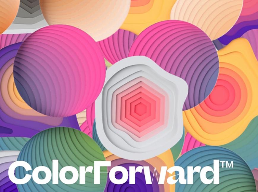Avient apresenta ColorForward com as tendências de cores para 2022