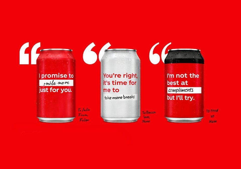 Coca-Cola convida designers para redesenhar suas latas