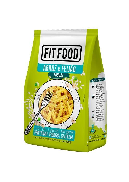 Fit Food lança massas funcionais