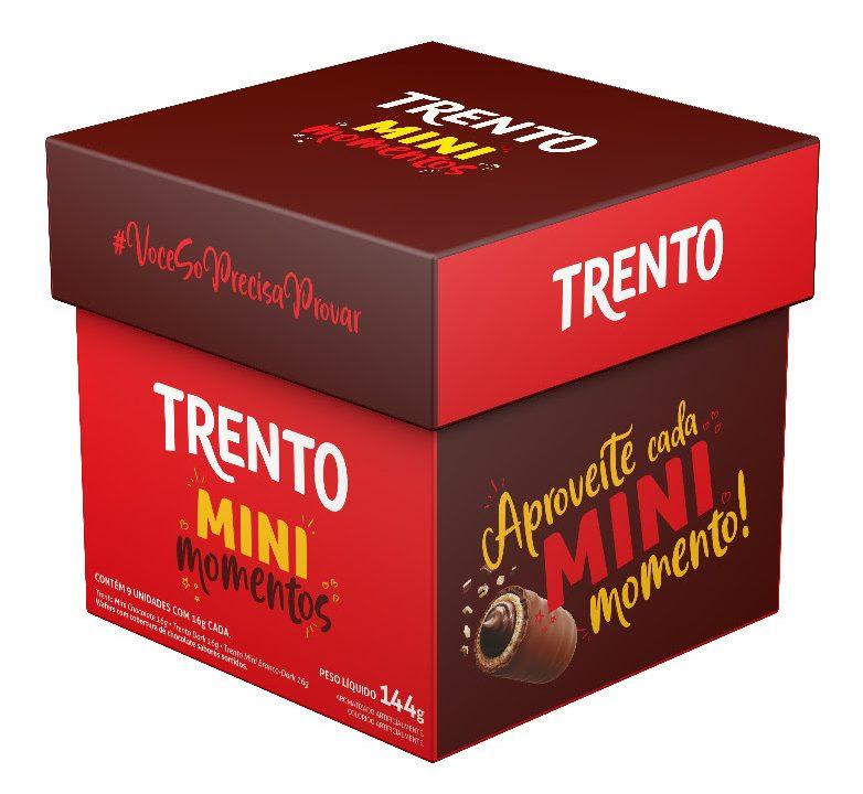 Peccin lança Trento Mini Momentos