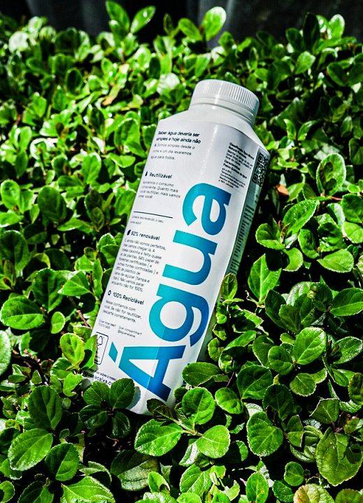 """Startup inicia envase de """"Água na Caixa"""""""