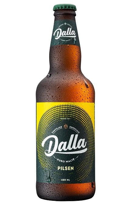 Dalla Cervejaria renova embalagens