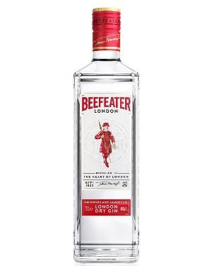 Gin Beefeater tem nova garrafa e economiza 400 toneladas de plástico
