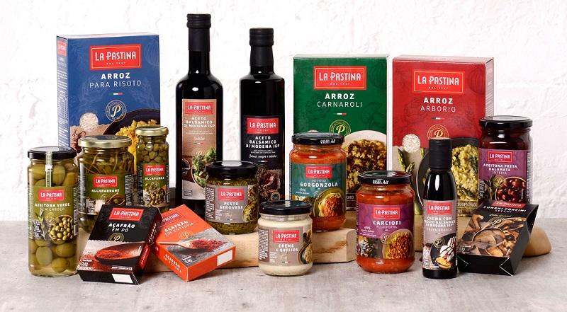 La Pastina adota novo design de embalagem de marca própria
