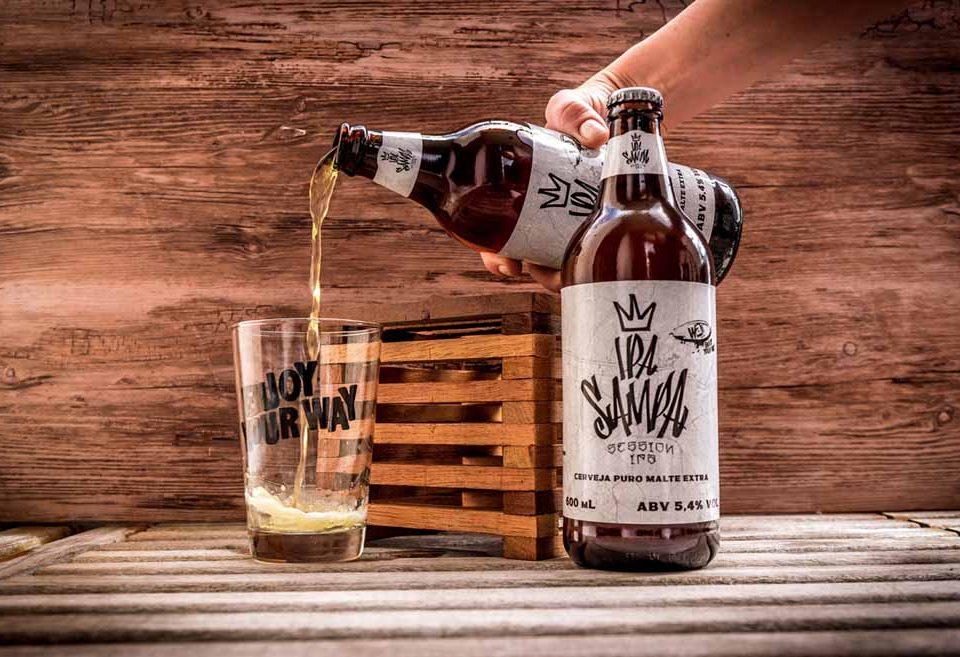 Way Beer faz cerveja em homenagem a São Paulo