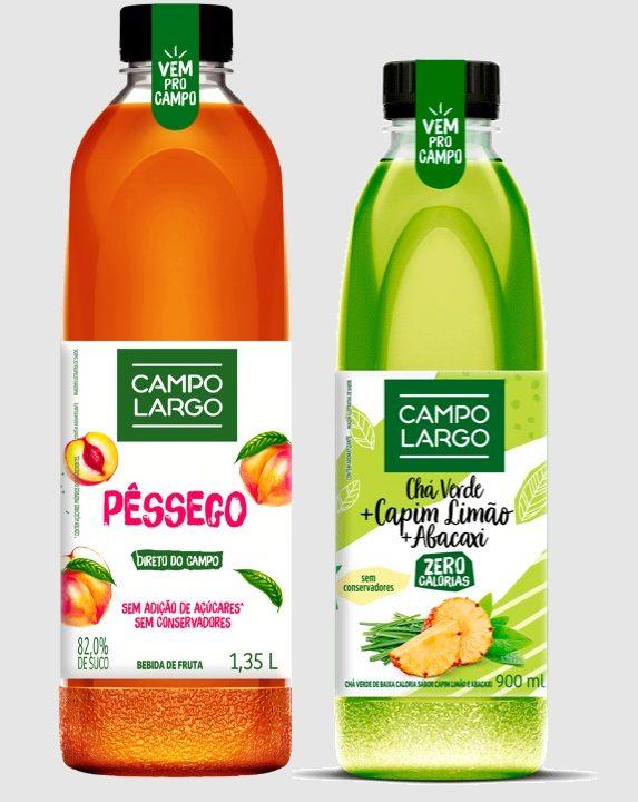 Campo Largo amplia portfólio de bebidas saudáveis