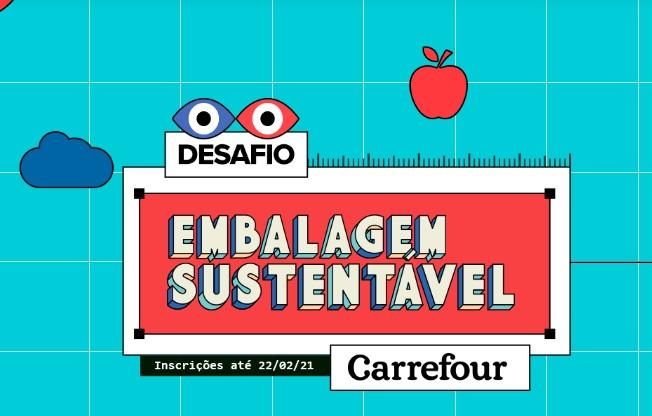 Carrefour lança desafio de inovação em embalagens