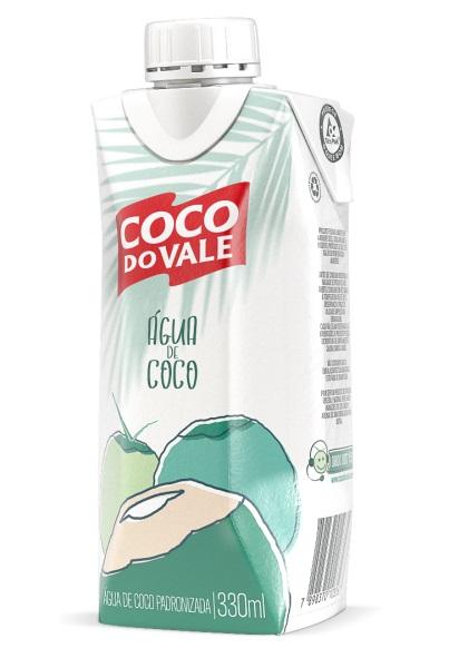 Embalagens da Coco do Vale têm novo design