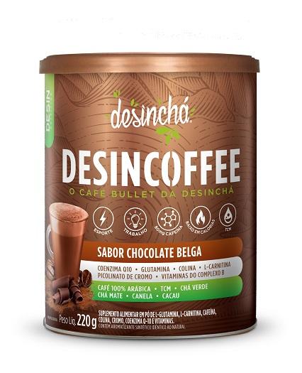 Fabricante do Desinchá lança Desincoffee