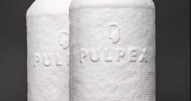 GSK faz parceria com Pulpex para desenvolver garrafas de papel