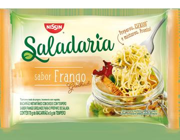 Nissin Foods apresenta macarrão instantâneo para ser consumido frio