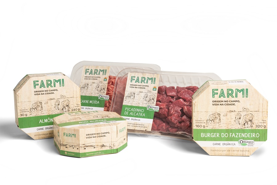 Prime Cater apresenta linha de carnes orgânicas em porções