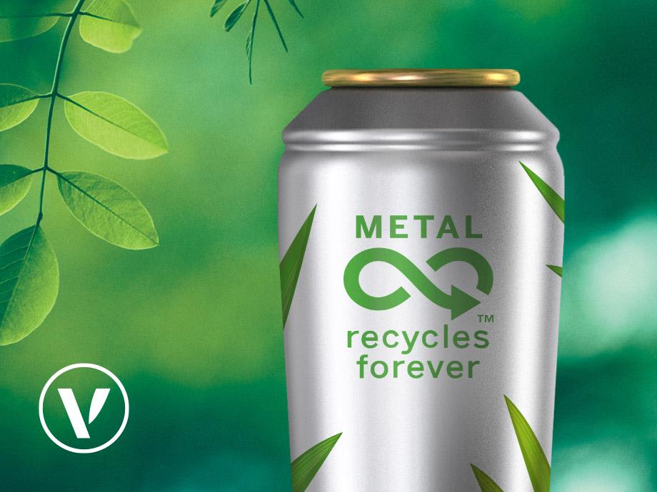 Trivium Argentina expande reciclagem de latas de aerossol de alumínio
