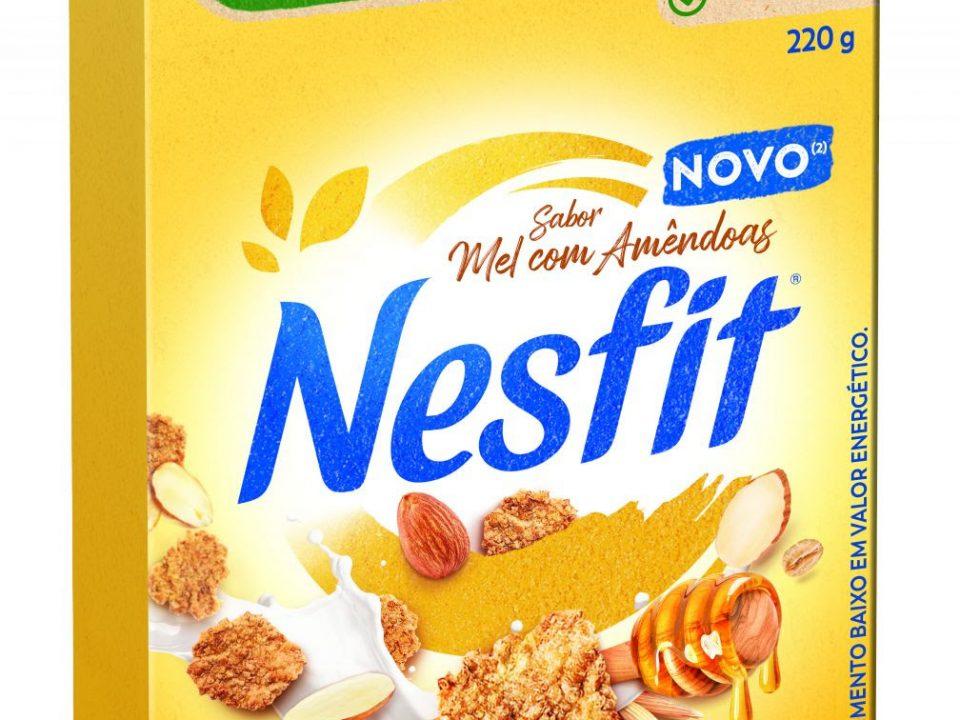 Com identidade visual renovada, Nesfit apresenta novos sabores