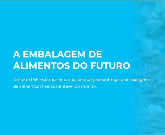 """Tetra Pak lança campanha """"Escolha Natureza. Escolha Caixinha"""""""