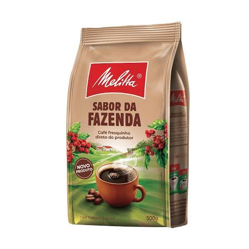 Melitta apresenta novo café Sabor da Fazenda