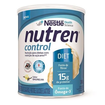 Nestlé lança Nutren Control, produto que auxilia em dietas de controle glicêmico