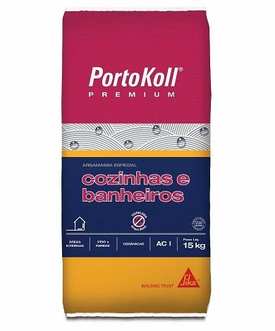 Sika apresenta novas embalagens de produtos da PortoKoll e LigamaxGold
